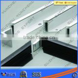 aluminium extrusion edge profile