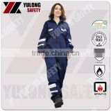 Wholesale Manufacturer En11612 Fire Retardant Coverall For Fireman
