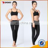 sublimation print tight polyester spandex yoga pants women free for sample