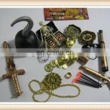 hot sell kid pirate toys,pirate sword toy,pirate coins