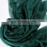 2013 latest jacquard 100% silk brushed winter scarf