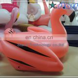 2016 Stock New adult inflatable flamingo floats with drinking holder