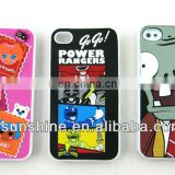 cute rubber skin case for mobile