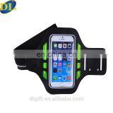 Sports armband case cell phone running armband holder