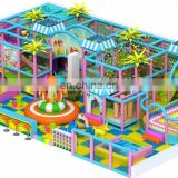Custom Professional Commercial Interior Design Kids Indoor Playground