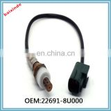 Auto parts Factory Price Air Fuel Ratio Oxygen O2 Lambda Sensor OEM 22691-8U000 226918U000 For Ni-ssan Altima Maxima Infinit