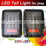 Customized accepted hot-sell New Arrival jeep wrangler accessories jeep LED tailing light