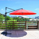 300-18 Aluminum Frame Glass Fiber Mini Rome Umbrella