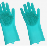 Magic silicone gloves for dishwash, kitchen cleaning, anti-scalding, non-sticky, oil-proof and water-proof gloves