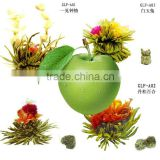 Apple Flavor Blooming Tea,Flower Tea Ball,Fruit Flavor                                                                         Quality Choice