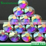 0301L China factory crystal flat back diamond, bling flat back crystal diamond,crystal diamond flat back for shoes