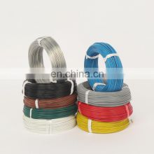 200 degree 3 cores Industrial electric wire Insulated high temperature cable