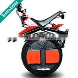 Wholesale Customized one Wheel Standing Chariot Off-Road scooter Electric Kids Mini Motorcycles