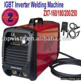 I'm very interested in the message 'IGBT DC inverter MMA arc welding machine ZX7-200' on the China Supplier