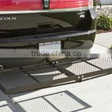 "Hitch Mount Cargo Carrier for 2"" Class III/IV Hitch Receivers"