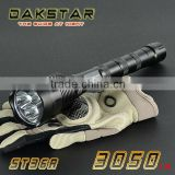 DAKSTAR ST36A CREE XML T6 LED 3050LM 18650 Rechargeable Superbright Emergency Aluminum High Lumen Flashlight