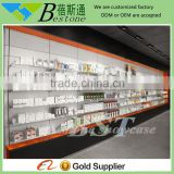 wholesale wooden pharmacy shelves display for retail shop