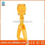 Bus Advertising Strap Handles in TPU coated nylon webbing