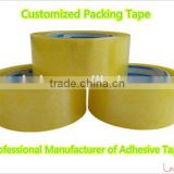 Bopp Adhesive Tape, Carton Sealing Tape, Clear Packing Adhesive Tape, Beige Tape,Acylic and Water Activated Tape