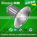 Aluminum Alloy Lamp Body Material and Pure White Color Temperature(CCT) 300w led high bay