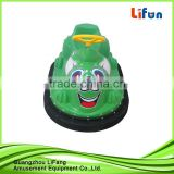 Professional battery operated toys on bumper car machine