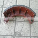 Truck Parts HOWO Rear brake shoe assembly