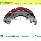 Excellent quality of 7070-200 brake shoe lined/unlined