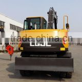 Excavator Bucket Pins and Bushings, Excavator for Sale, Hydraulic Excavator,8T Wheel Excavator, Mini Excavator, Excavator