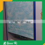 100% ployester nonwoven cloth curtain blinds printed color honeycomb blinds office curtains and blinds