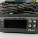 Refrigeration Automatic Defrost Timer Digital Display Microcomputer Temperature Controller STC-8080A+ With Sensor                                                                         Quality Choice