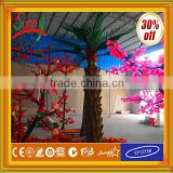 Alibaba express Outdoor Christmas Decorative led hanging tree light with CE ROHS GS SAA UL