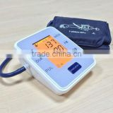 Alarm Memory Arm Blood Pressure BP Monitor Digital Sphygmomanometer Back Light LCD Display