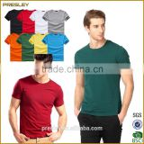 Guangzhou T-Shirts Factory Supply cheap bulk blank white pain short sleeve cotton t shirts