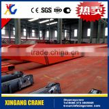Hot selling 5 tons industrial crane equipment, 5 ton LD single overhead crane low price on sale,remote control overhead crane