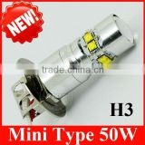 LED LIGHTING BULB FOG SIGNAL LIGHT H1 H3 880 REPLACE HID XENON LAMP H3