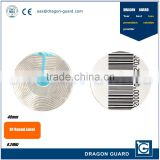 Dragon Guard EAS Anti-Theft R40 Barcode/White/Black/Transparent Round RF EAS Security Label