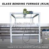 Tea Table Glass Bending Furnace