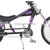 environmental beautiful Kingbike chopper extendable funny kids chopper style bicycle