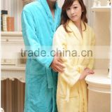 WOMEN'S BATHROBE coral fleece couple's bathrobes free size robe super soft flannel sleepwear