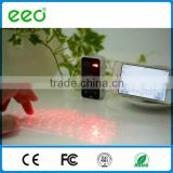 Portable Mini Wireless Bluetooth Virtual Laser projection Keyboard Para Teclado For Ipad/Iphone Computer Projection Keyboard