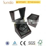 MDF wood automatic winder boxes watch display box                                                                         Quality Choice