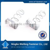 China high quality fastener spring lock nut manufacturing competitive price hardware fastener products