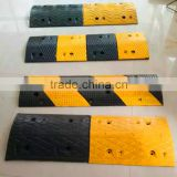 china traffic rubber speed bump, speed hump, road hump for sale