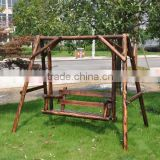 Garden wood Swing hanging chair Y133
