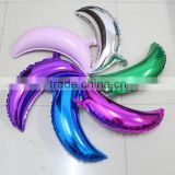 36 '' Moon shape Helium Foil Balloon For Wedding & birthday Party Decoration