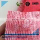 colorful 100 polyester non woven fabric raw material for non woven fabric bag