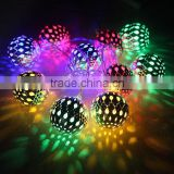 Holiday Time Christmas Indoor & Outdoor Christmas multicolor led twinkle string light LED Twinkle light