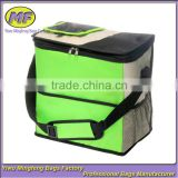 Hot Selling Soft Sided Insulated Cooler Bag Green