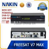 FREESAT V7 MAX full hd satellite receiver                                                                         Quality Choice                                                     Most Popular