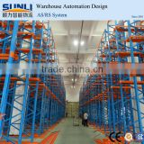 Warehouse Storage Pallet Type Drive Through Racking System                                                                         Quality Choice